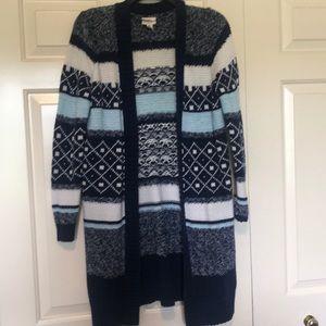 St. John's Bay Knit Cardigan